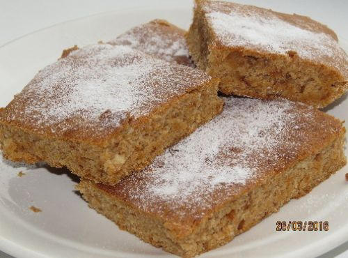 Постные булочки-кексы, пошаговый рецепт с фото