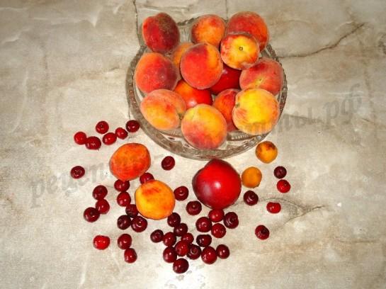 булочки с фруктами 2