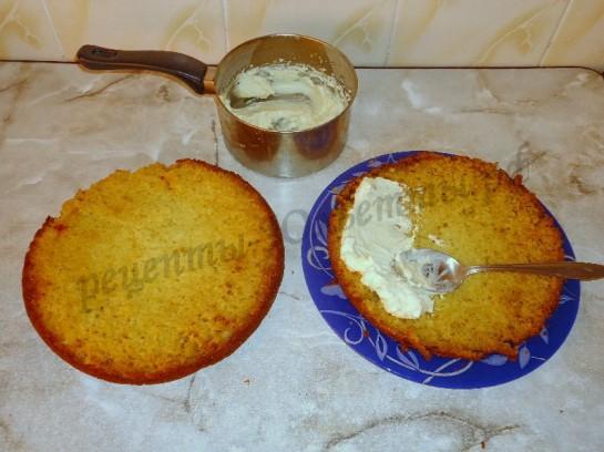 торт с абрикосами фото 5