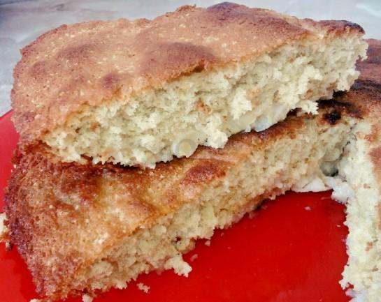 рецепт шарлотки с корицей и яблоками в духовке