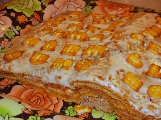 торт в виде книжки 5