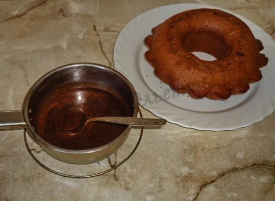 шоколадная глазурь фото рецепт 8