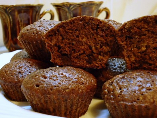 шоколадный маффин рецепт с фото