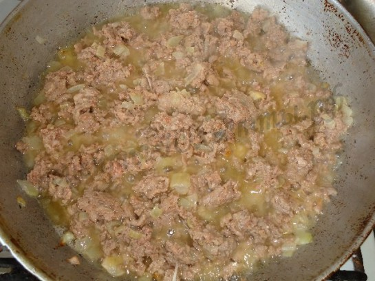 жареные пирожки с мясом с фото 8