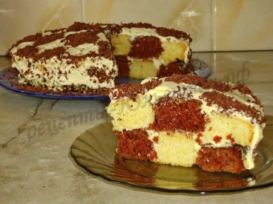 торти рецепти фото