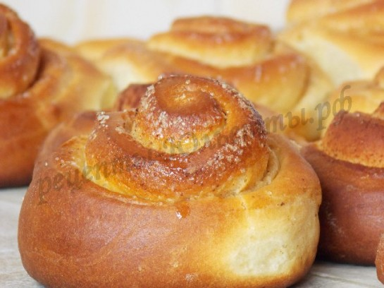 фото рецепт булочек