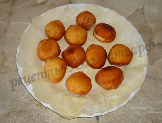 пончики со сгущенкой фото 7