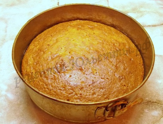 торт с клюквой фото 9