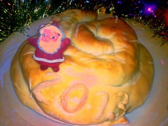 новогодний пирог (1)