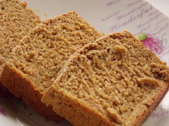 рецепт выпечки ржаного хлеба