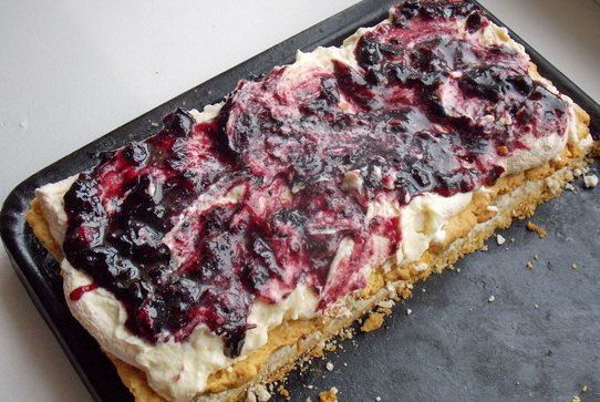 торт Джулия 8
