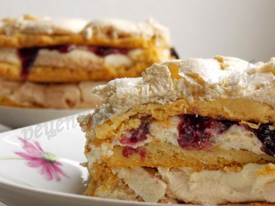 торт Джулия рецепт