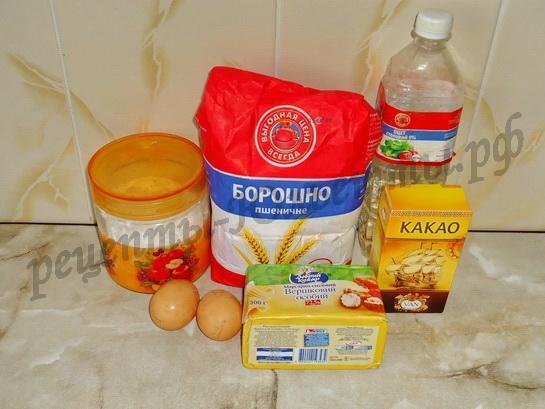 Шоколадный наполеон рецепты юльетты