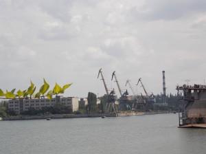 Николаев порт