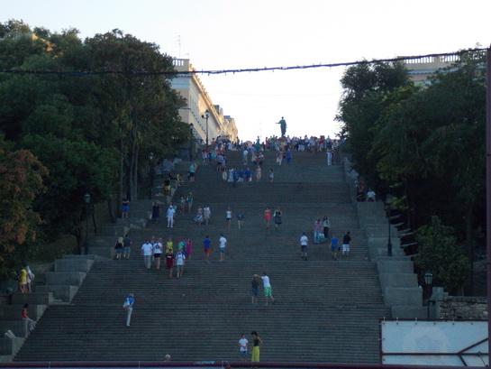 Потёмкинская лестница фото 2