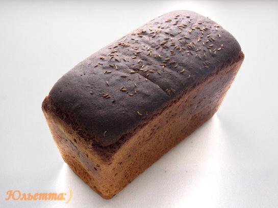 киевский хлеб заварной бородинский