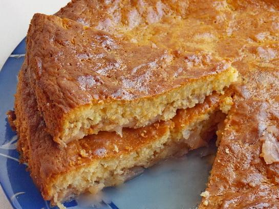 яблочный пирог дрожжевое тесто