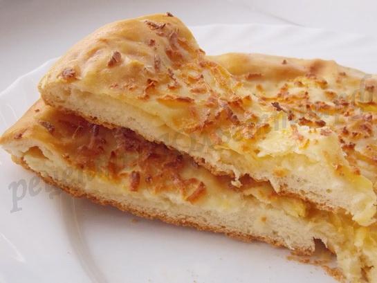 хачапури с сыром вкуснее всего горячими