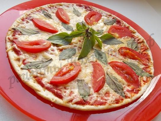 быстрая пицца дома