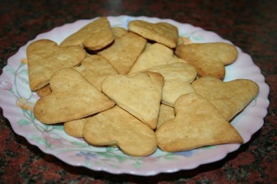 домашнее галетное печенье рецепт