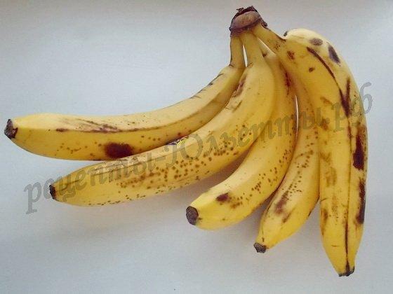 самые вкусные бананы - канарские!