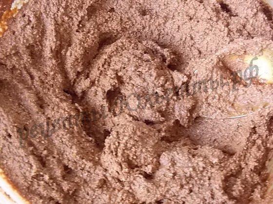 творожно-шоколадная начинка для чизкейка
