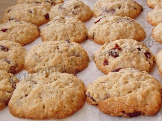 выпекаем печенье до румяных краешков