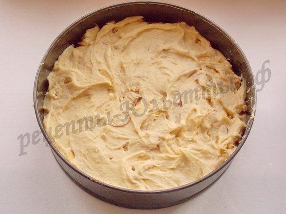 как приготовить вкусный пирог со сливами