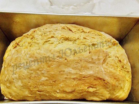 как испечь хлеб на кефире