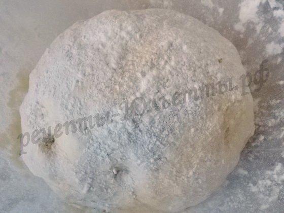 замешиваем дрожжевое тесто для хачапури