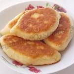 пирожки из сырно-кефирного теста