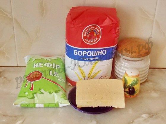 рецепт оладьи на дрожжах кефир