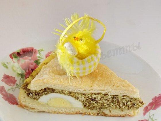 la torta pascualina