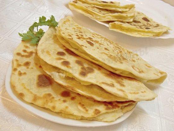 татарские лепёшки