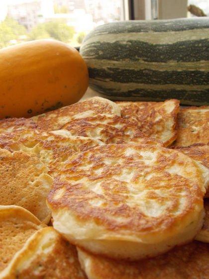 Пирог на кефире с кабачком рецепт с