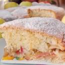 torta sofficissimo con mele