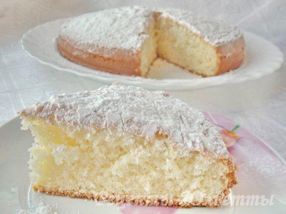 итальянский бисквит