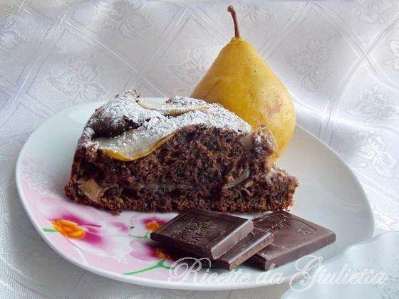 tagliate la torta a porzioni