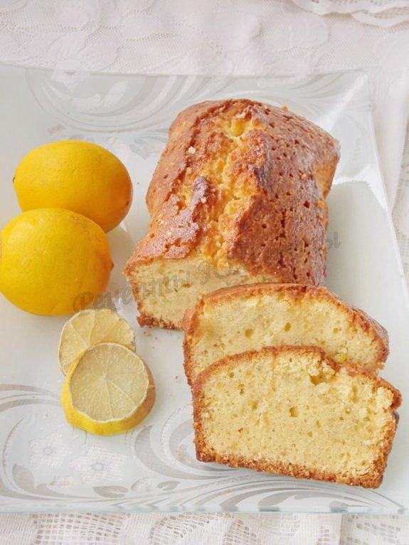 Кекс из лимона рецепт 15