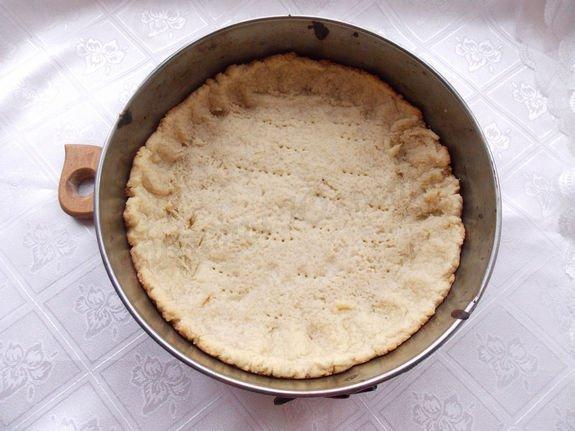 выпекаем основу для тарта