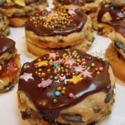 рецепт печенья Ischler Taler