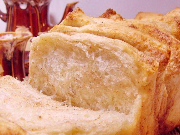 очень вкусный хлеб к чаю