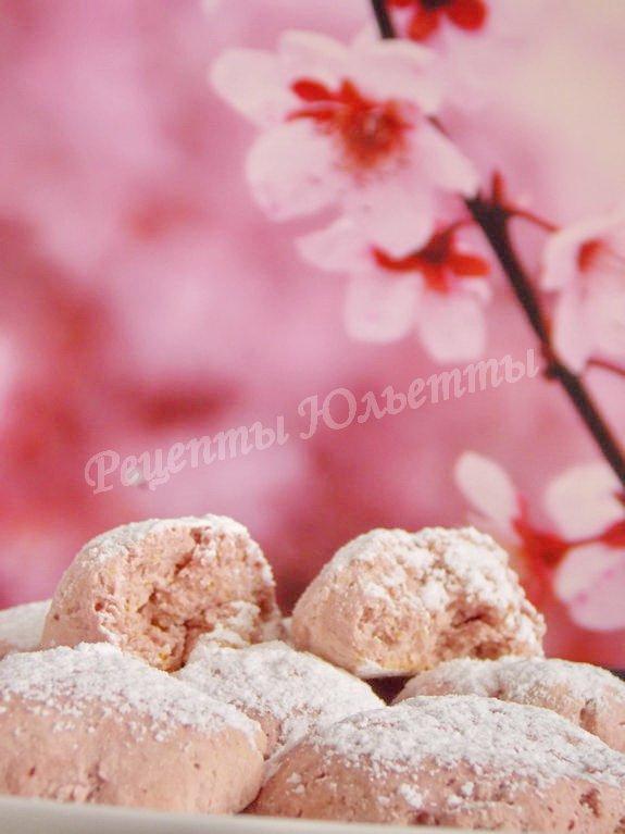печенье цветущая вишня