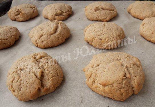 выпекаем вкусное печенье
