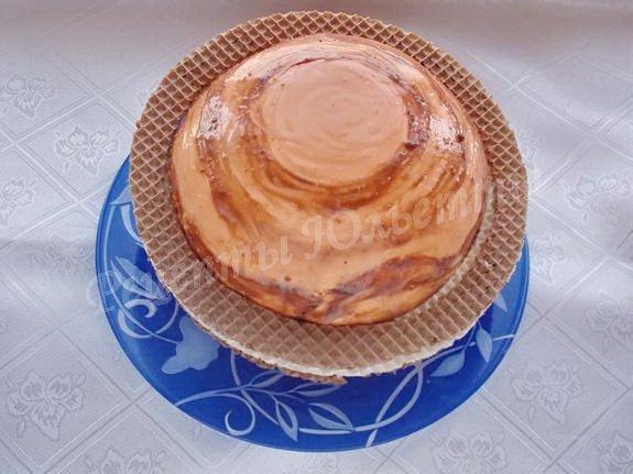 как приготовить торт Сатурн
