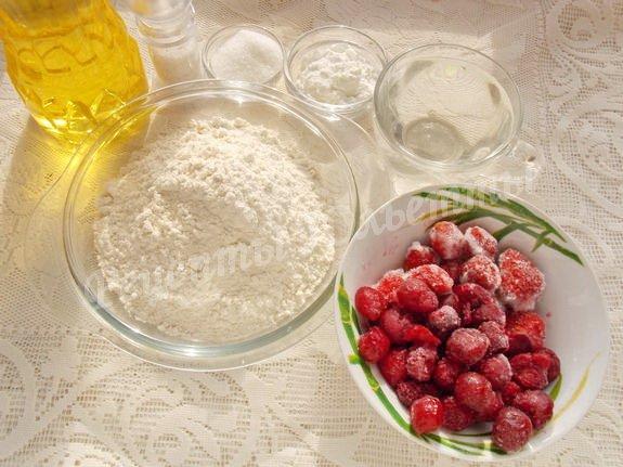 ингредиенты для постных блинчиков
