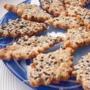 кунжутное печенье с сыром