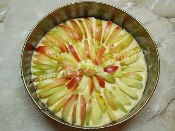 круглый пирожок