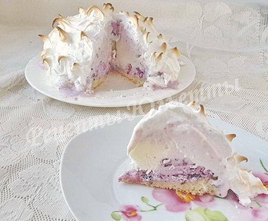 торт  Аляска