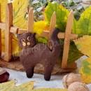 печенье кот